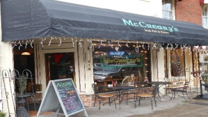 McCreary's Irish Pub & Eatery Menu